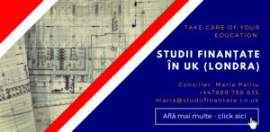 Maria Palliu consiliere Studii Finantate UK Anglia Londra Constructii, Inginerie Civila